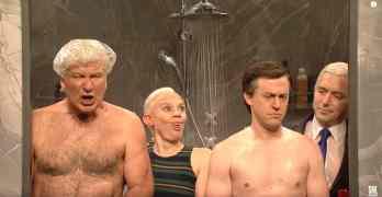 shower snl