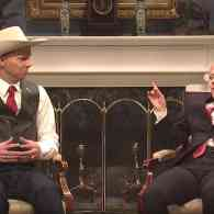 SNL's Roy Moore is Too Creepy for Jeff Sessions: WATCH