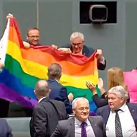 Australian Parliament Approves Marriage Equality in Near Unanimous Vote: WATCH
