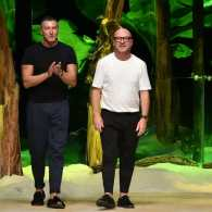 'Don't Call Me Gay,' Says Italian Designer Stefano Gabbana