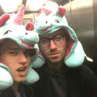 Brandon Flynn Sam Smith unicorn