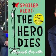 Jim Parsons to Star in Film Adaptation of Michael Ausiello's 'Spoiler Alert: The Hero Dies'