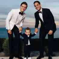 Robbie Rogers and Greg Berlanti Married Over the Weekend: PHOTOS