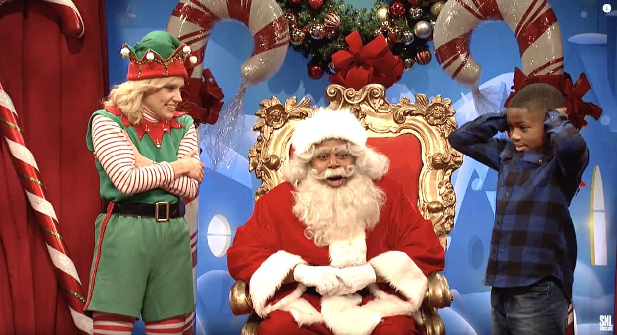 Kids Have Darnedest Things on Their Santa Wish Lists on SNL