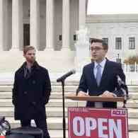 LIVE in front of the Supreme Court 'Masterpiece Cakeshop' Hearing: WATCH