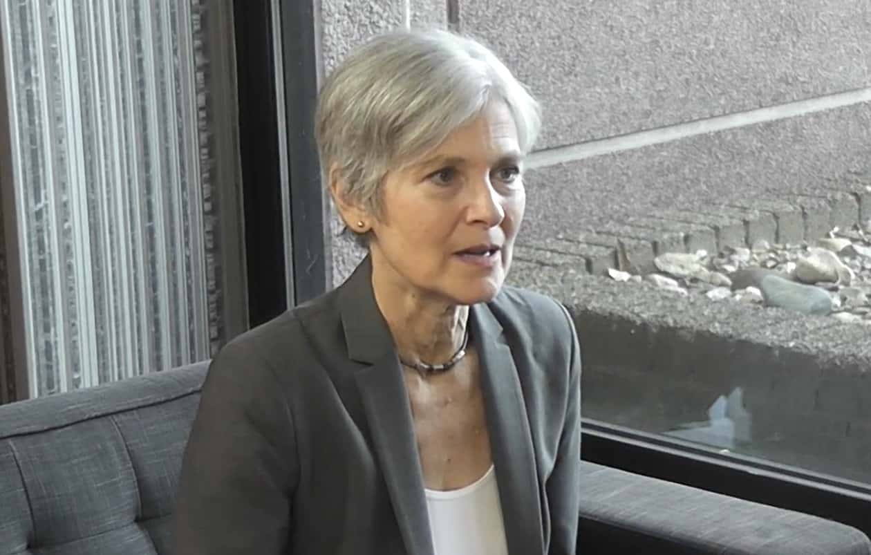 Senate Intelligence Committee Is Reportedly Investigating Jill Stein Over Russia Ties