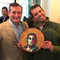 Donald Trump Jr. Mocks Obama with Ugly Cookie