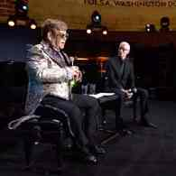 Elton John Says He's Retiring from Touring After 3-Year Global Tour: WATCH