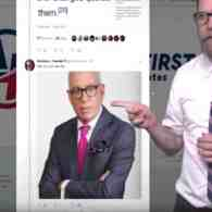 VICE Co-Founder Gavin McInnes: Trump Book Author Michael Wolff's 'Gay Face' Makes Him Not Credible