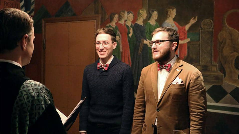 Pavel Stotsko gay couple russia