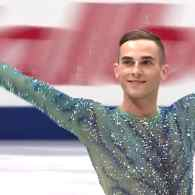 U.S. Olympic Skater Adam Rippon Rips Mike Pence: He Thinks Gay People are 'Sick'