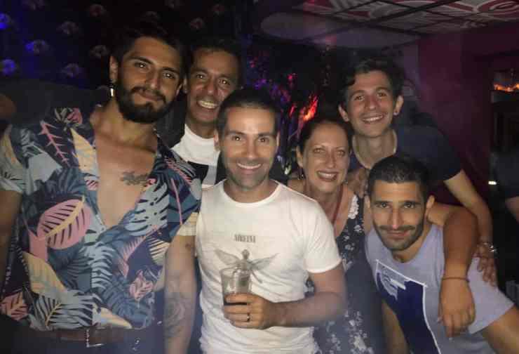 Theatron gay club Bogota