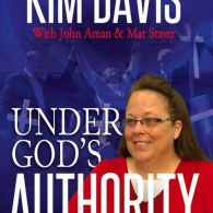 Kim Davis Releases Book on 'Fist-Pounding Homosexuals'