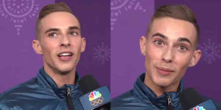 Adam Rippon interview