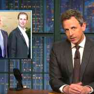 Seth Meyers Rips Trump for Going 'Full Dictator' on Military Parade Plans: 'Just 'Dick' Wasn't Enough?'