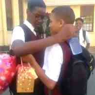 Valentine Video of Two South African Schoolboys Kissing Goes Viral
