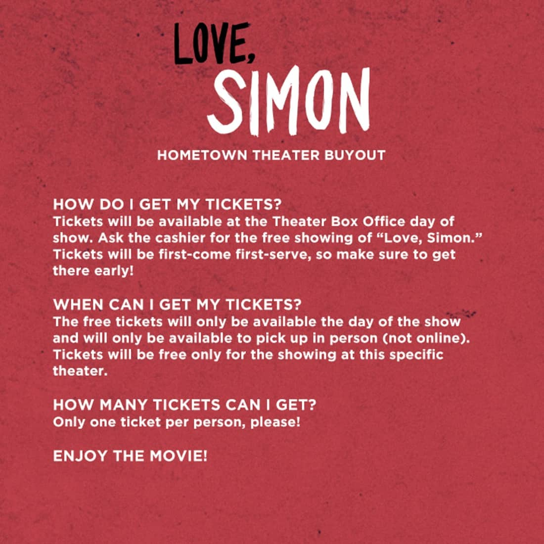 Love simon movie online free no sign up