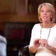 Betsy DeVos's Pathetic '60 Minutes' Interview Shows She Has No Idea What She's Doing: WATCH