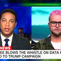 Don Lemon Talks to Cambridge Analytica Whistleblower About Ties to Trump Campaign: WATCH