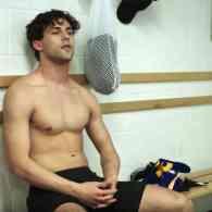Gay Footballer Sparks a Forbidden Love Affair in the Locker Room: PREVIEW