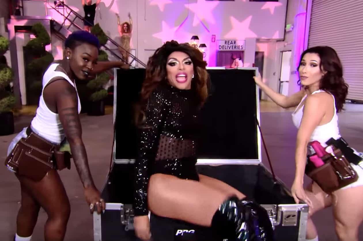 Drag Race Alum Shangela Playing Lady Gaga S Drag Mother In A