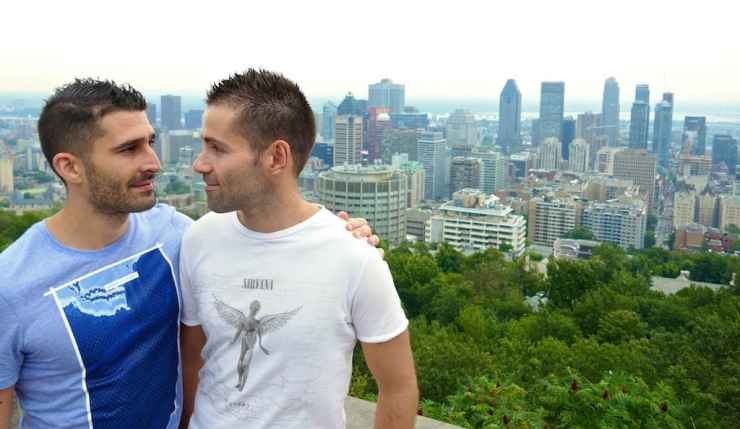Mont Royal best city views Montreal
