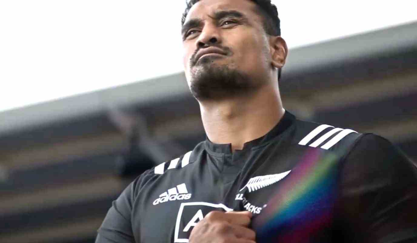 all blacks rainbow jersey