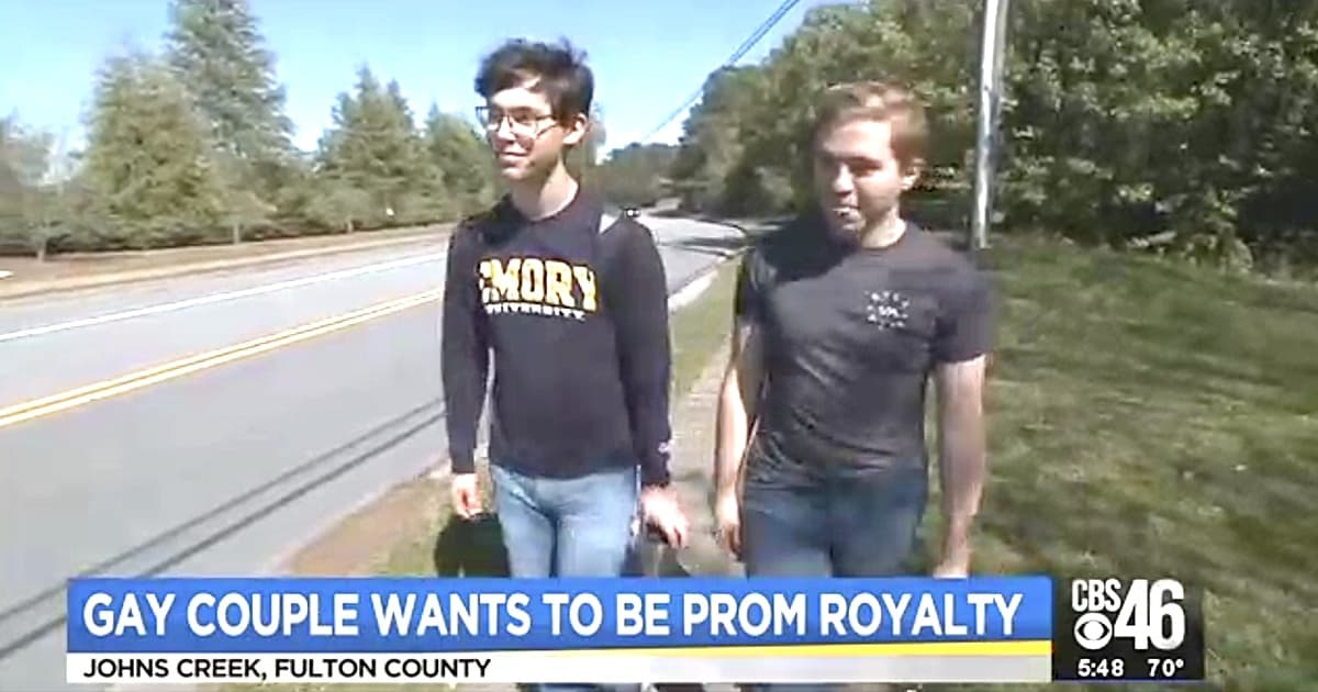 prom kings