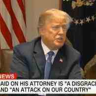 Trump Blasts Raid on Personal Atty. Michael Cohen's Office as 'an Attack on Our Country' – WATCH