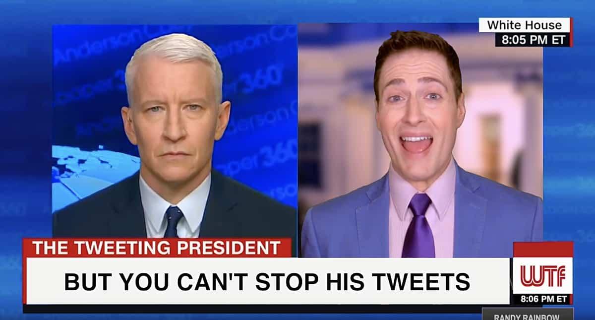 stop his tweets