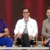 Matt Bomer, Zachary Quinto and Andrew Rannells Talk 'Boys in the Band' on the TODAY Show: WATCH