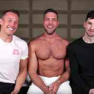 Men.com Star Alex Mecum Reveals What He's Learned by Working with Gay-For-Pay Actors: WATCH