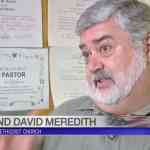 gay minsiter david meredith