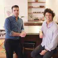 Zachary Quinto and Miles McMillan Guide Us on a Tour of Their NYC Apartment: WATCH