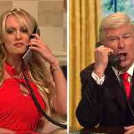 SNL Taps the Real Stormy Daniels for a Banger Cold Open: WATCH