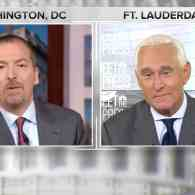 Chuck Todd to Roger Stone: 'Are You Preparing to Be Indicted? – WATCH