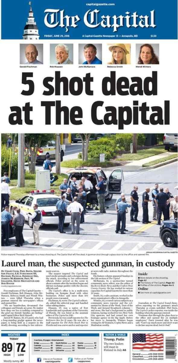 capital gazette