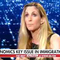 Ann Coulter Claims Immigrant Children Ripped from Their Parents are 'Child Actors' – WATCH