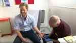 prince harry hiv test