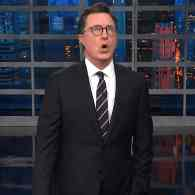 Colbert on Kennedy's Retirement: 'Enjoy Your Gay Marriages Now, Because as of August You're Back to Being Roommates' – WATCH