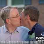 madaleno kiss