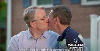 madaleno kiss