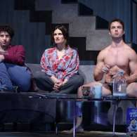 Idina Menzel Opens In Off-Broadway's 'Skintight,' a Daddy-Twink Romance Where 'Hot Is Everything': REVIEW