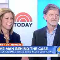 Anti-Gay Baker and His Lawyer Make the 'I'm Not a Bigot' Argument on the 'TODAY' Show: WATCH