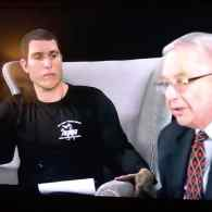 GOP Congressmen Support Arming 4-Year-Olds with Guns in New Clip from Sacha Baron Cohen's Show: WATCH