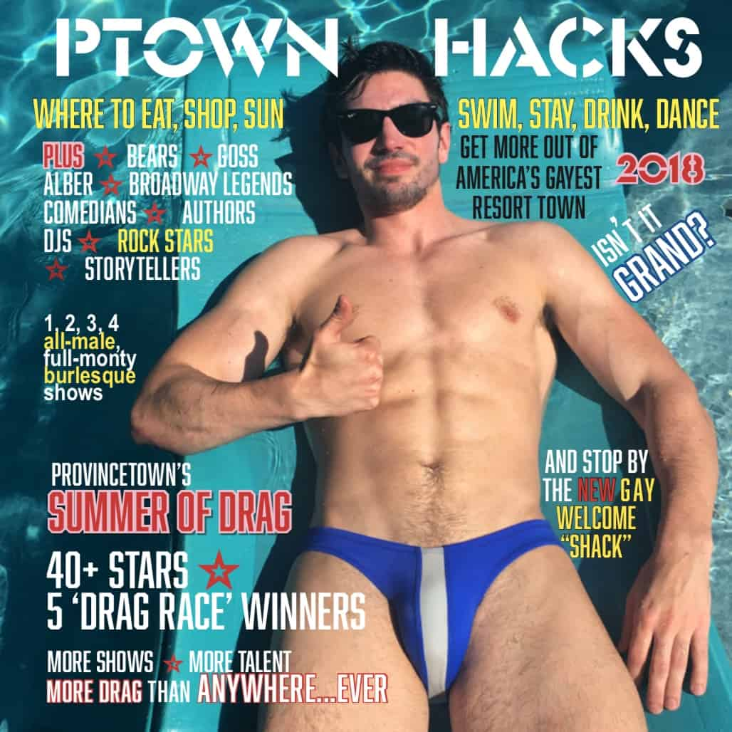 ... the Towleroad-produced Provincetown gay travel guide now in its 5th  year. You can download a copy for free HERE or pick one up at businesses  around town ...