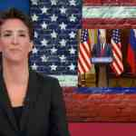 white house edited summit maddow