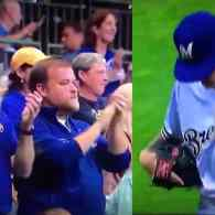 Brewers Fans Give Pitcher Josh Hader Standing Ovation After Homophobic and Racist Tweets Surface: WATCH