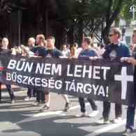 Fascists Attempt to Block Pride March in Budapest: VIDEO