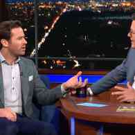Armie Hammer: Fans Keep Asking Me to Sign Peaches, Even Though They'll 'Wither Like Donald Trump's Presidency' – WATCH